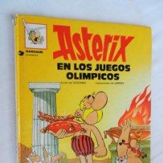 Cómics: ASTERIX EN LOS JUEGOS OLIMPICOS , GRIJALBO 1989 - PASTA DURA . Lote 163995106