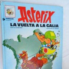 Cómics: ASTERIX LA VUELTA A LA GALIA , GRIJALBO 1991 - PASTA DURA . Lote 163995194