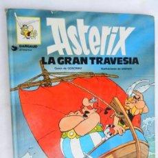 Cómics: ASTERIX , LA GRAN TRAVESIA GRIJALBO 1987 - PASTA DURA . Lote 163996038