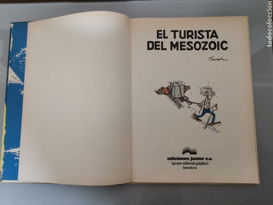 Cómics: LES AVENTURES DESPIRU I FANTÀSTIC EL TURISTA DE MESOZOIC 11 JUNIOR GRIJALBO 1983 - Foto 5 - 164283501
