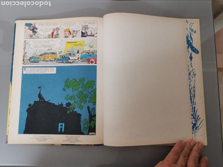 Cómics: LES AVENTURES DESPIRU I FANTÀSTIC EL TURISTA DE MESOZOIC 11 JUNIOR GRIJALBO 1983 - Foto 8 - 164283501