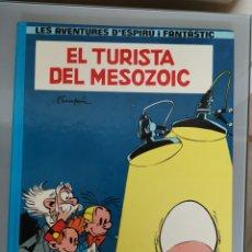 Cómics: LES AVENTURES D'ESPIRU I FANTÀSTIC EL TURISTA DE MESOZOIC 11 JUNIOR GRIJALBO 1983. Lote 164283501