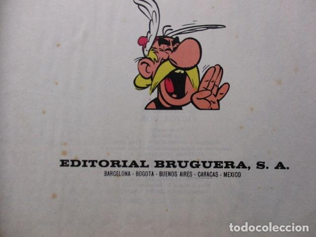 Cómics: ASTÉRIX. LA CIZAÑA (Bruguera, 1970) - Foto 7 - 164378254