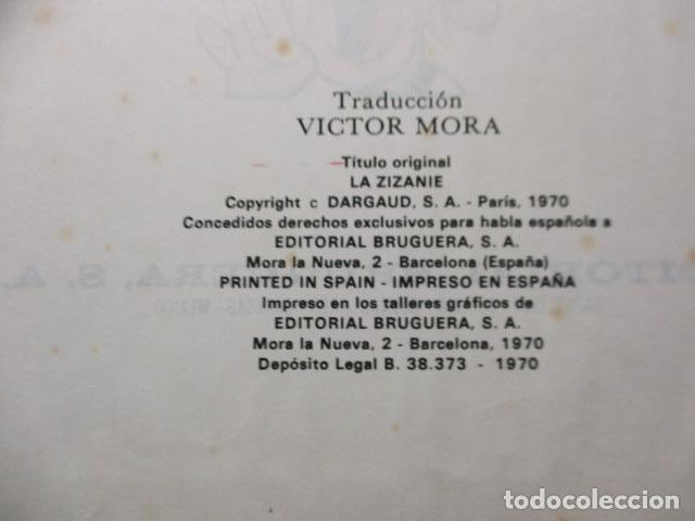 Cómics: ASTÉRIX. LA CIZAÑA (Bruguera, 1970) - Foto 8 - 164378254