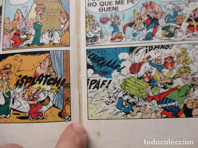 Cómics: ASTÉRIX. LA CIZAÑA (Bruguera, 1970) - Foto 12 - 164378254