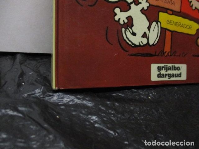 Cómics: GRAN LIBRO DE PREGUNTAS Y RESPUESTAS DE CARLITOS ,TOMO 6 , CHARLIE BROWN SNOOPY , GRIJALBO DARGAUD - Foto 4 - 164378402