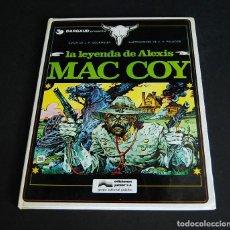 Cómics: MAC COY. TOMO 2. DE A.H. PALACIOS Y GUION DE J.P. GOURMELEN. GRIJALBO 1978. Lote 164584106
