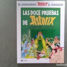Cómics: COMIC LAS DOCE PRUEBAS DE ASTERIX. Lote 164804154
