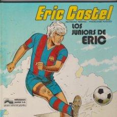 Cómics: ERIC CASTELL --Nº 1 LOS JUNIORS DE ERIC -. 1ª EDICIÓN 1979. Lote 164886366