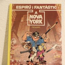 Cómics: SPIROU A NOVA YORK - CATALÀ. Lote 164932558