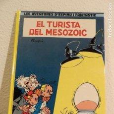 Cómics: SPIROU- EL TURISTA DEL MESOZOIC. Lote 164935286