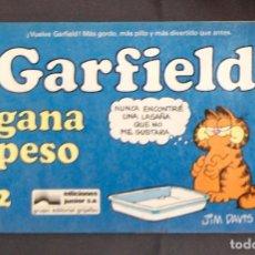 Cómics: GARFIELD GANA PESO JIM DAVIS. Lote 165074490