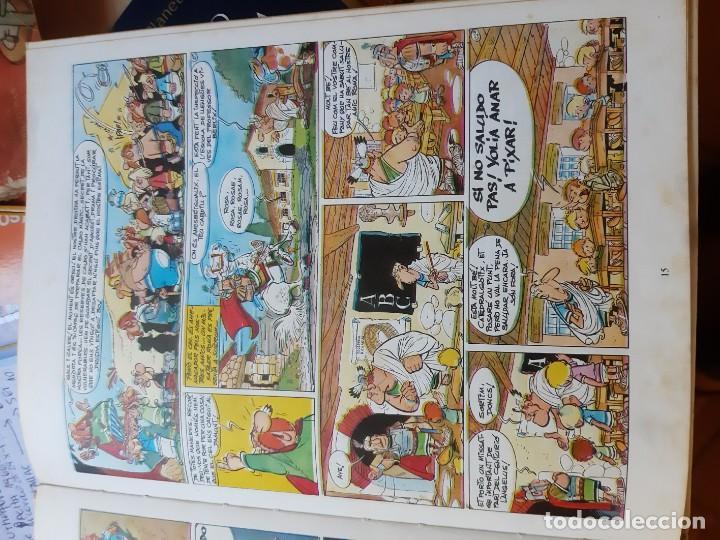 Cómics: COMIC ASTERIX EL COMBAT DE CAPS - Foto 2 - 165462390