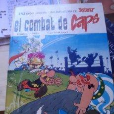 Cómics: COMIC ASTERIX EL COMBAT DE CAPS. Lote 165462390