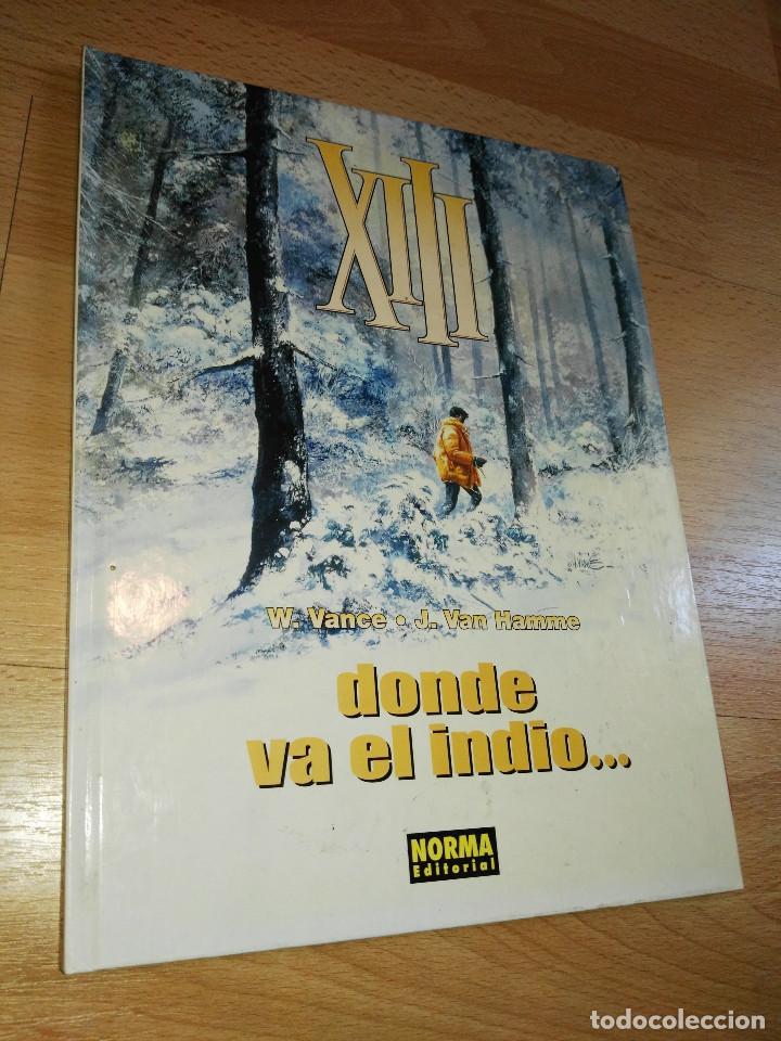 COMIC XIII NÚMERO 2 (Tebeos y Comics - Grijalbo - XIII)