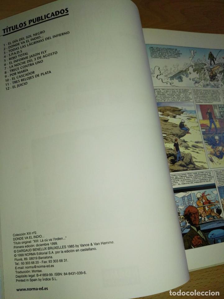 Cómics: Comic XIII número 2 - Foto 4 - 165702122