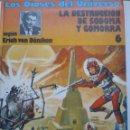 Cómics: COMIC LOS DIOSES DEL UNIVERSO N°6/LA DESTRUCCIÓN DE SODOMA Y GOMORRA. Lote 165725586
