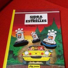 Cómics: ESPIRÚ I FANTÀSTIC.N°38.SIDRA CAP A LES ESTRELLES.EXCELENTE ESTADO.CATALÀ.DIFICIL!. Lote 165776881