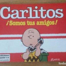 Cómics: COMIC CARLITOS SOMOS TUS AMIGOS. Lote 166116898