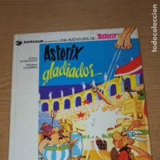 Cómics: ASTERIX 4 GLADIADOR GRIJALBO 1983. Lote 166258274