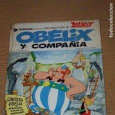Cómics: ASTERIX OBELIX Y COMPAÑIA. Lote 166262526