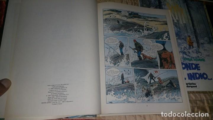 Cómics: Lote 5 comics XIII Vance Van Hamme 1 2 3 4 5 grijalbo año 1987 - Foto 3 - 166294150