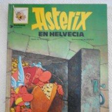 Cómics: ASTERIX EN HELVECIA. GOSCINNY / UDERZO. GRIJALBO/DARGAUD. TAPA DURA. COLOR. 1991.48 PAGINAS. 350 GRA. Lote 166487102
