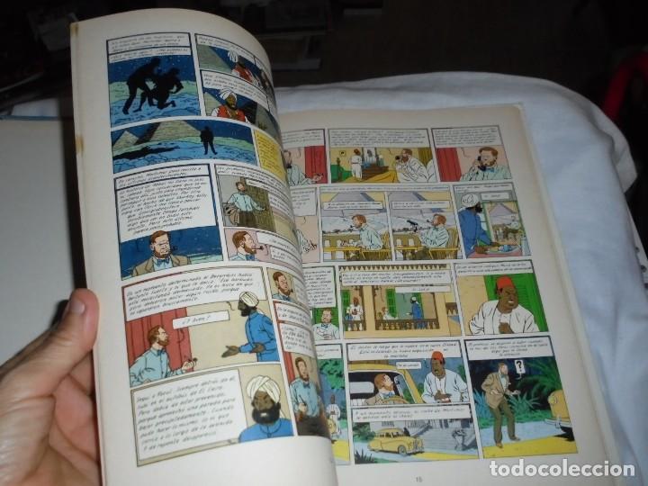 Cómics: EL MISTERIO DE LA GRAN PIRAMIDE.EDGAR P.JACOBS.COMPLETA 2 TOMOS.EDICIONES JUNIOR 1983.-1ª EDCION - Foto 11 - 166721810
