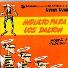 Cómics: INDULTO PARA LOS DALTON. LUCKY LUKE. Nº 13. GRIJALBO, 1991.. Lote 186692055