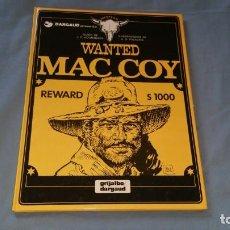Cómics: MAC COY 5 GRIJALBO EN MUY BUEN ESTADO. Lote 166946968