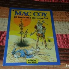 Cómics: MAC COY 16 EL FANTASMA DEL ESPAÑOL PALACIOS. Lote 166969572