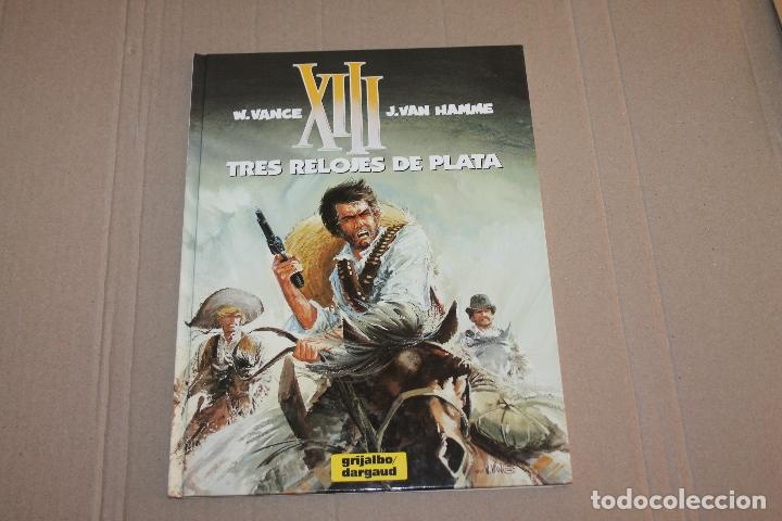 XIII Nº 11, TAPA DURA , EDITORIAL GRIJALBO (Tebeos y Comics - Grijalbo - XIII)