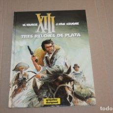 Cómics: XIII Nº 11, TAPA DURA , EDITORIAL GRIJALBO. Lote 167524388