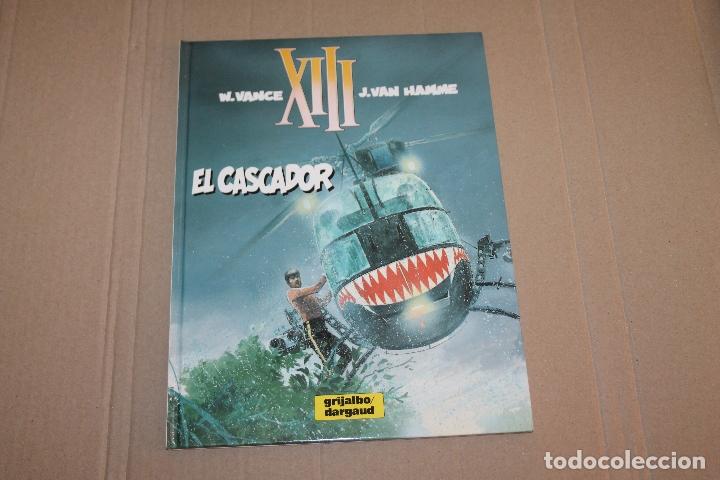 XIII Nº 10, TAPA DURA , EDITORIAL GRIJALBO (Tebeos y Comics - Grijalbo - XIII)