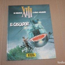 Cómics: XIII Nº 10, TAPA DURA , EDITORIAL GRIJALBO. Lote 167524448