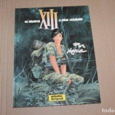 Cómics: XIII Nº 9, TAPA DURA , EDITORIAL GRIJALBO. Lote 167524476