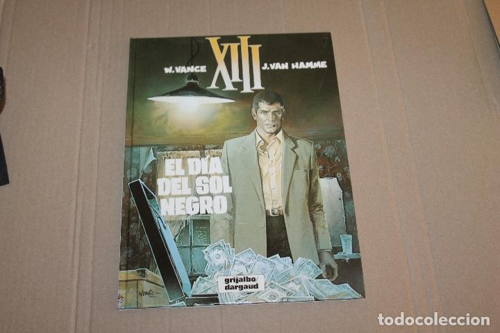 XIII Nº 1, TAPA DURA , EDITORIAL GRIJALBO (Tebeos y Comics - Grijalbo - XIII)