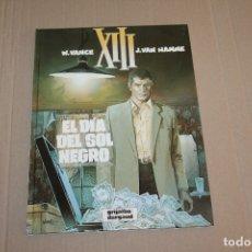 Cómics: XIII Nº 1, TAPA DURA , EDITORIAL GRIJALBO. Lote 167524536