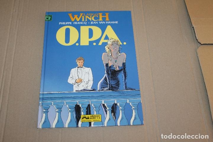 LARGO WINCH Nº 3, TAPA DURA, EDITORIAL GRIJALBO (Tebeos y Comics - Grijalbo - Largo Winch)
