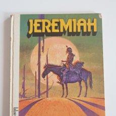 Cómics: EDICIONES JUNIOR GRUPO GRIJALBO - JEREMIAH POR UN PUÑADO DE ARENA DE HERMANN 1980. Lote 167616648