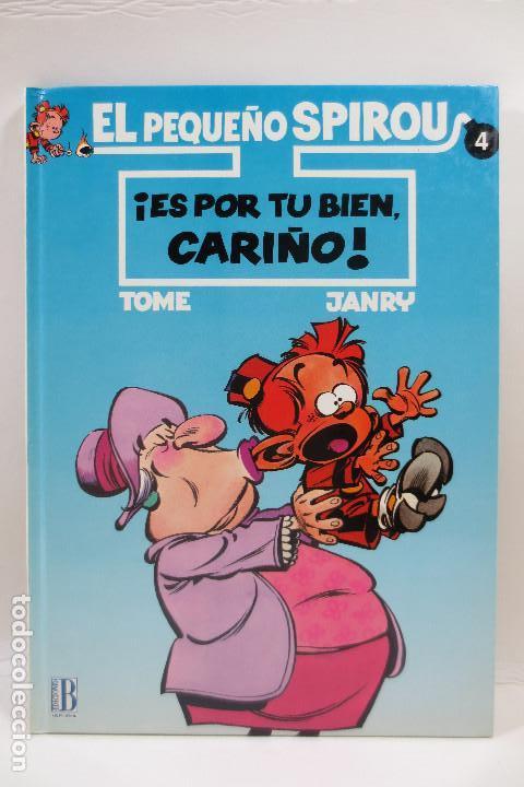 EL PEQUEÑO SPIROU NUM. 4 ¡ES POR TU BIEN, CARIÑO! (TAPA DURA) (Tebeos y Comics - Grijalbo - Spirou)