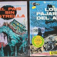 Cómics: VALERIAN AGENTE ESPACIO-TEMPORAL - 2 ÁLBUMES Nº 2 & 4 - GRIJALBO-DARGAUD. Lote 167750804