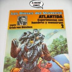 Comics: LOS DIOSES DEL UNIVERSO TOMO Nº 2, ED. GRIJALBO AÑO 1979 OFERTA!. Lote 167889056