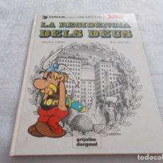 Cómics: ASTERIX LA RESIDÈNCIA DELS DÉUS . Lote 168033880