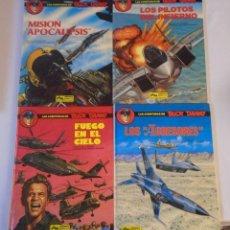 Cómics: BUCK DANNY - EDICIONES JUNIOR (GRIJALBO) / COLECCIÓN COMPLETA. Lote 168839572