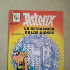 Cómics: ASTERIX - LA RESIDENCIA DE LOS DIOSES - TAPA BLANDA D50. Lote 168954772