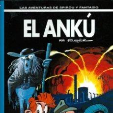 Cómics: EL ANKU - LAS AVENTURAS DE SPIROU Nº 39 - JUNIOR GRIJALBO 1995, 1ª EDICION - COMO NUEVO. Lote 169007612