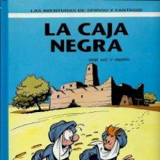 Cómics: LA CAJA NEGRA - LAS AVENTURAS DE SPIROU Nº 44 - JUNIOR GRIJALBO 1996, 1ª EDICION - COMO NUEVO. Lote 169008380