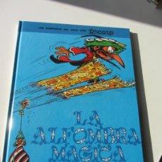 Cómics: LAS AVENTURAS DEL GRAN VISIR IZNOGUD. Nº 3. LA ALFOMBRA MAGICA. 1990. EDICIONES JUNIOR . Lote 169037772
