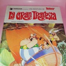 Cómics: COMIC-ASTERIX-LA GRAN TRAVESÍA-1979-PERFECTO-UDERZO/GOSCINNY-DARGAUD-VER FOTOS. Lote 169172260